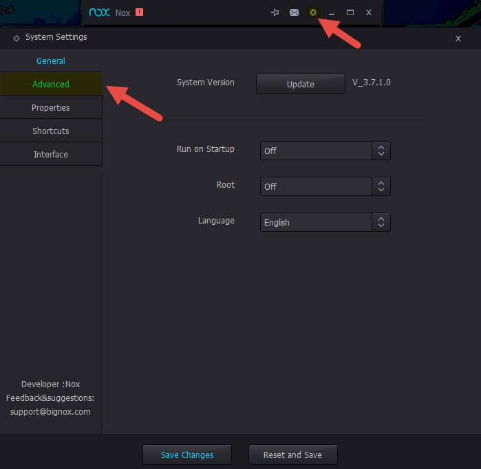 متصل کردن اندروید استودیو به شبیه ساز Nox App Player