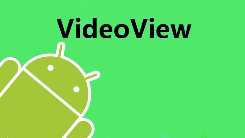 آموزش پخش ویدیو اندروید استودیو VideoView