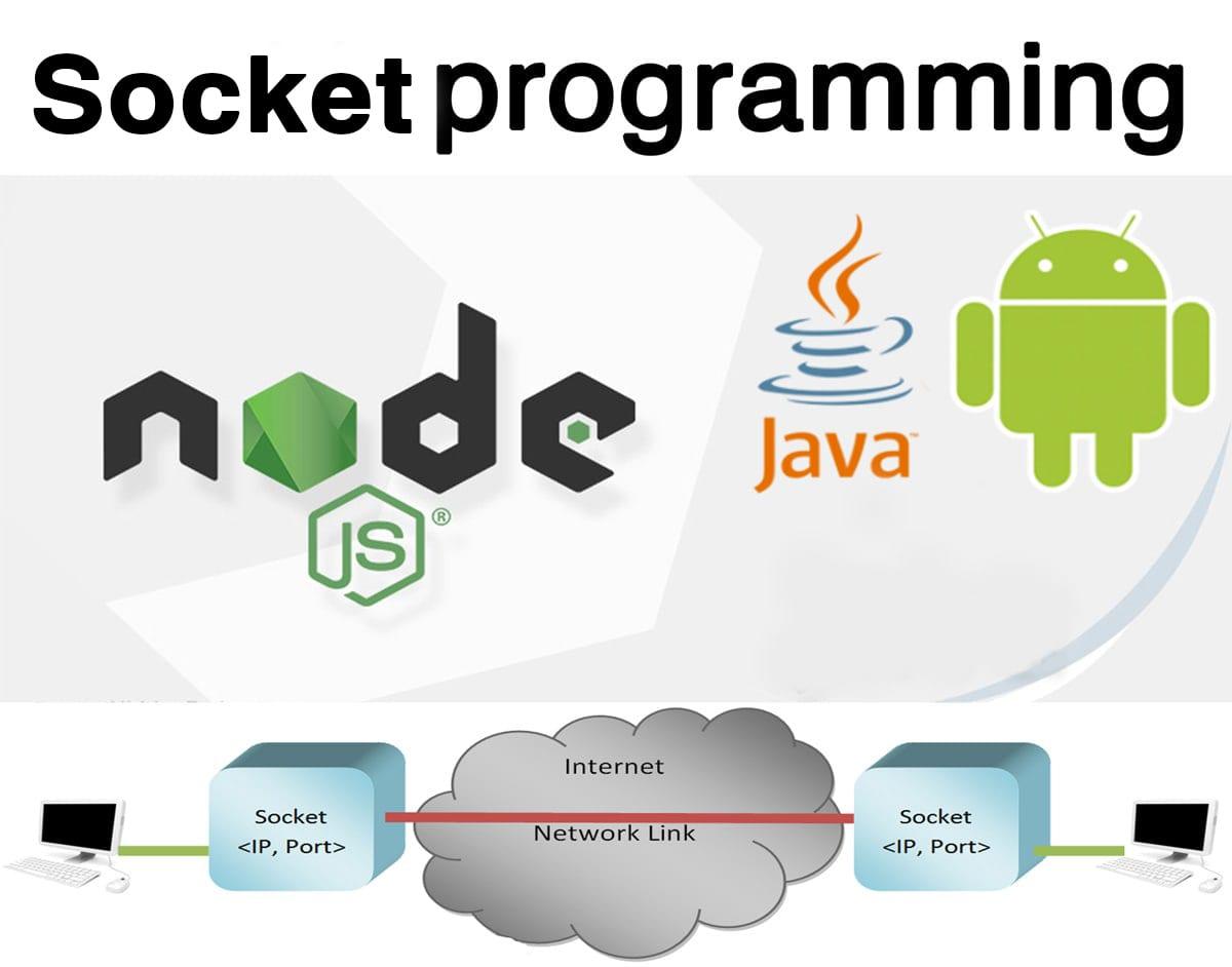 آموزش سوکت اندروید socket ساخت اپلیکیشن چت Android Studio