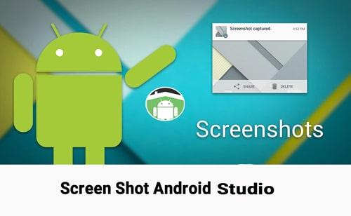آموزش گرفتن اسکرین شات Screen Shot android